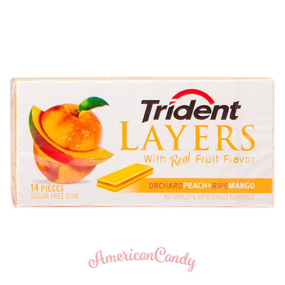 Trident Layers Orchard Peach Ripe Mango 14p - Jupiter