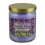 SMOKE ODOR EXTERMINATOR- 13oz Lavender with Chamomile Candle - Jupiter