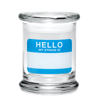 Pop-Top Jar Hello Write & Erase - Jupiter