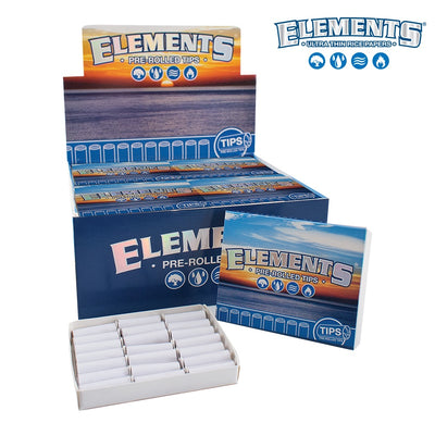 ELEMENTS PRE-ROLLED TIPS - Jupiter
