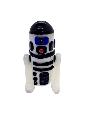 "4"" R2 Droid Hand Pipe - Jupiter"