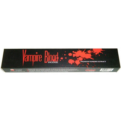 Vampires Blood Incense 15g - Jupiter