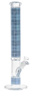 "Hoss 18"" Straight Plaid Kit - Blue - Jupiter"