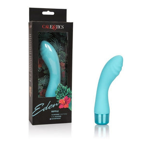 California Exotics Eden Ripple Vibrator - Jupiter
