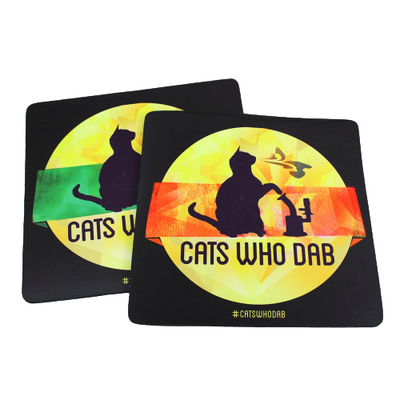 Cats Who Dab 10x10