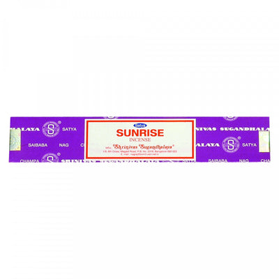 Satya- Sunrise Incense 15g - Jupiter