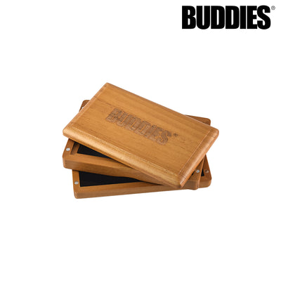 BUDDIES­­ SIFTER BOX SMALL– STAINED PINE - Jupiter