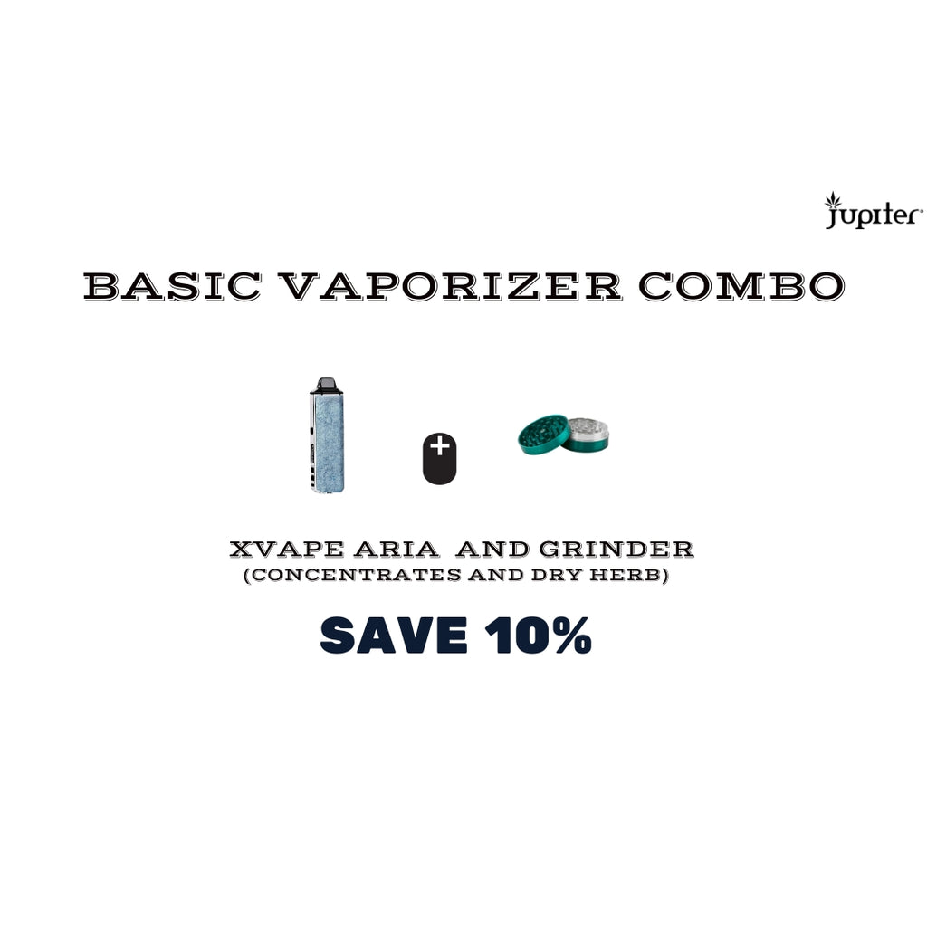 BASIC VAPORIZER COMBO | SAVE 10% ON BOTH ITEMS - Jupiter