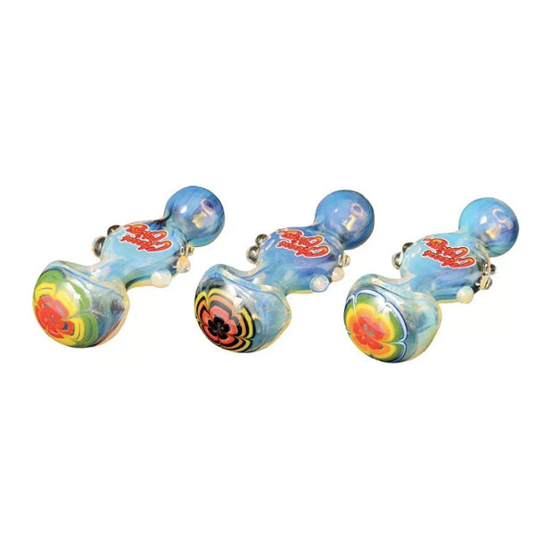 Cheech & Chong Glass Alice Bowie Hand Pipe