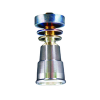 GEAR Female Titanium Domeless Nail - Jupiter