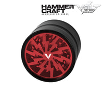 "HAMMERCRAFT 2"" VOLT 4 PIECE SMALL GRINDER - Jupiter"
