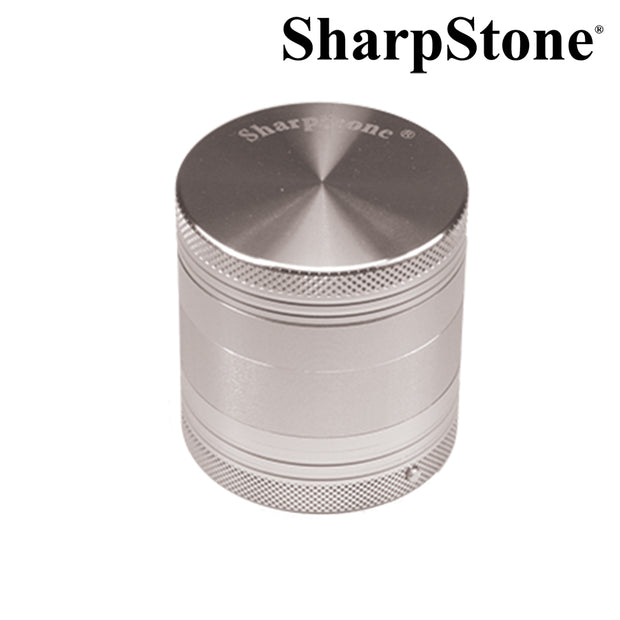 "Sharpstone 2.2"" Vibrating 4 Piece Grinder - Jupiter"