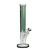 "Hydros Glass- 12.5"" Straight Tube w/Ice Pinch - Jupiter"
