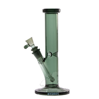 "Hydros Glass- 9"" Sacred Series Straight Tube - Jupiter"