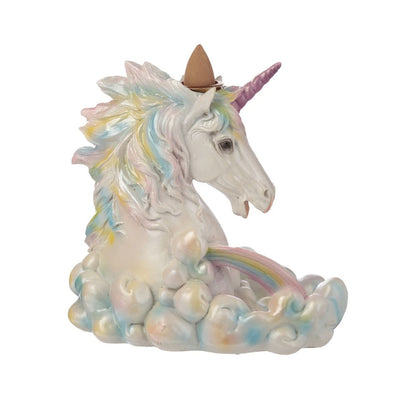 Unicorn Backflow Incense Burner - Jupiter