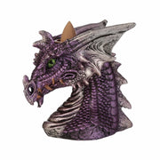Small Dragon Backflow Incense Burner - Jupiter