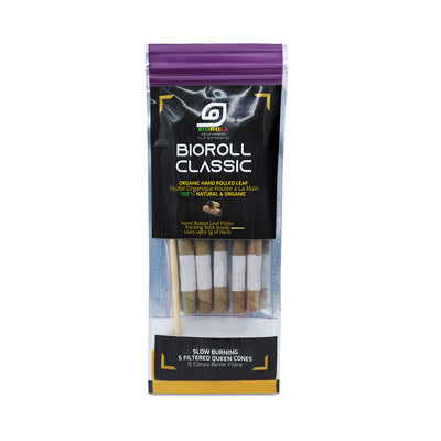 BioRoll™ CLASSIC Filtered PRE-ROLLED CONES - Jupiter
