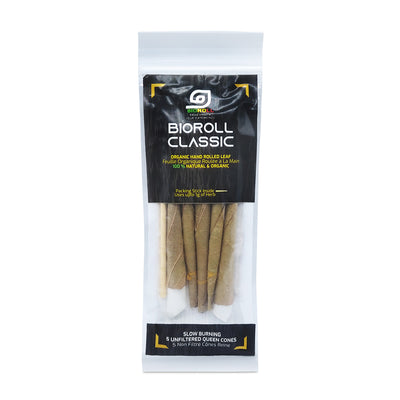 BioRoll™ CLASSIC UnFiltered PRE-ROLLED CONES - Jupiter
