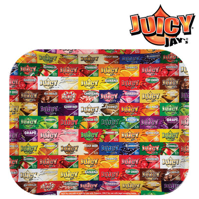 JUICY JAY'S PACK ROLLING TRAY LARGE 11