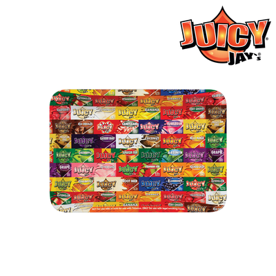 JUICY JAY'S PACK ROLLING TRAY MINI 5