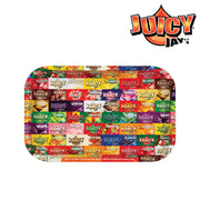 "JUICY JAY'S PACK ROLLING TRAY SMALL 7"" x 11"" - Jupiter"