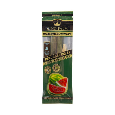 King Palm Slim Watermelon Pre-Roll Pouch - Jupiter