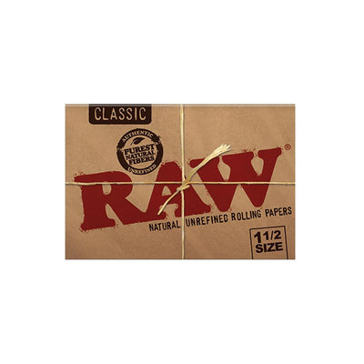 RAW Classic Rolling Papers 1-1/2 - Jupiter