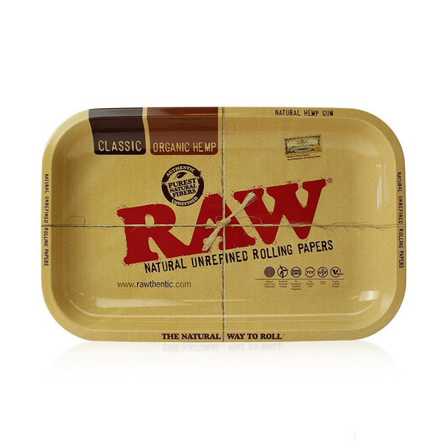 Raw Rolling Tray Small - Jupiter
