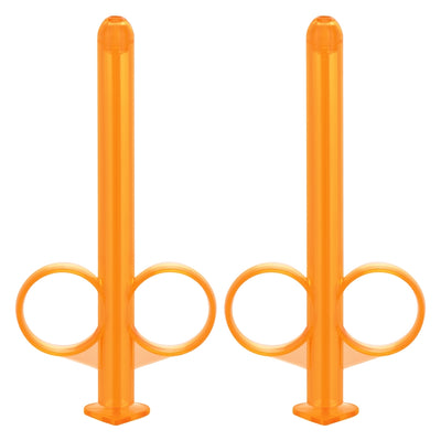 California Exotics Lube Tube Orange - Jupiter