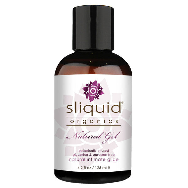 Sliquid Organics Natural Gel Lube 4.2oz - Jupiter