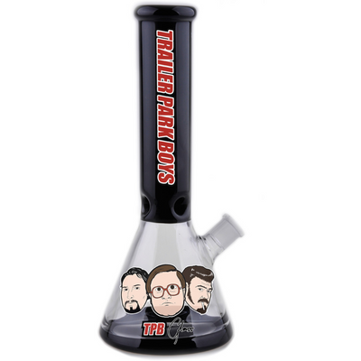 Trailer Park Boys Glass