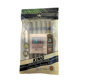 King Palm Pre-Roll Pouch King 2 Gram - 5 per pack - Jupiter