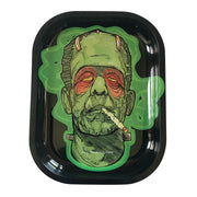 "Kill Your Culture- Rolling Tray - 5.5"" x 7"" - Frankenstoned - Jupiter"