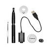 Vuber Atlas Dual Quartz Vaporizer Kit - Black - Jupiter