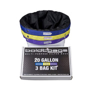 BoldtBags- Classic 20 Gallon 3 Bag Kit - Jupiter