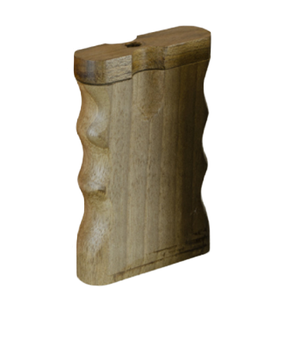 Small Wooden Dugout with Grip - Jupiter