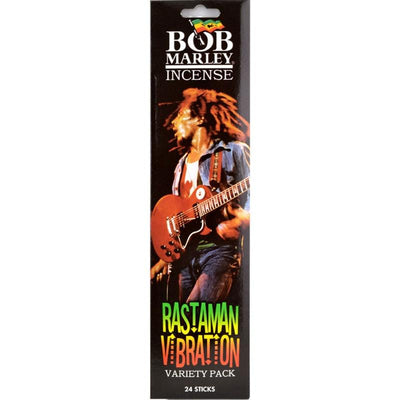 Bob Marley Incense- Rastaman Vibration - Jupiter