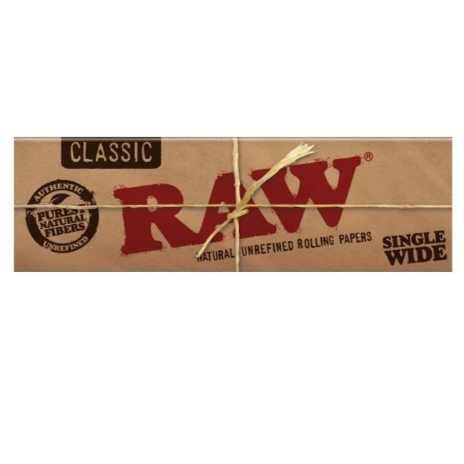RAW CLASSIC SINGLE WIDE - Jupiter