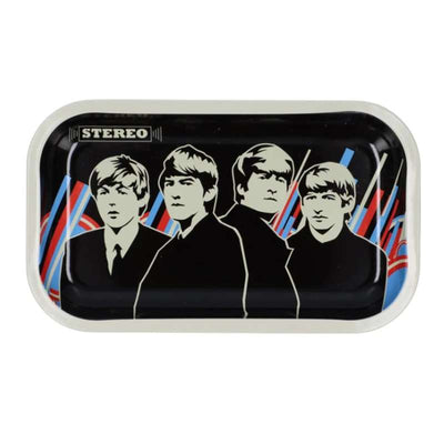 THE BEATLES - RUBBER SOUL ROLLING TRAY 11