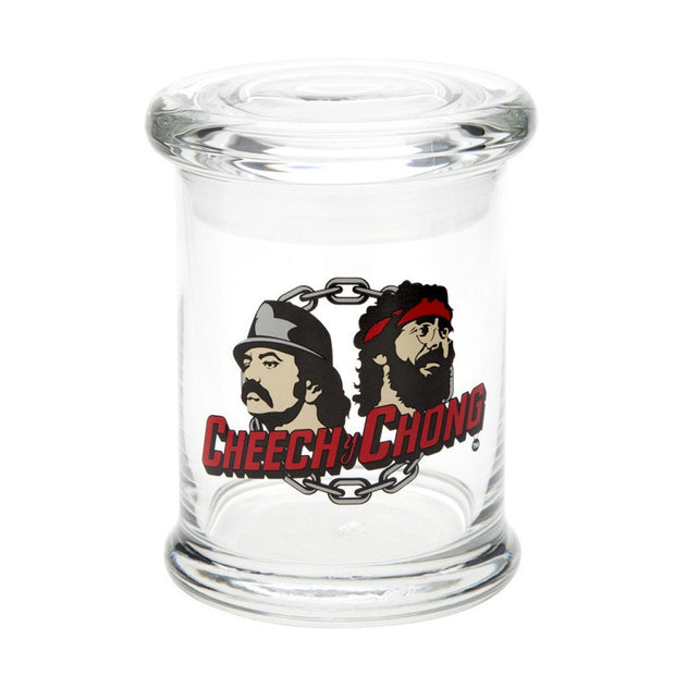 Cheech & Chong Love Machine Pop Top Jar