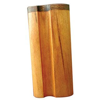 Large Twist Wood Dugout