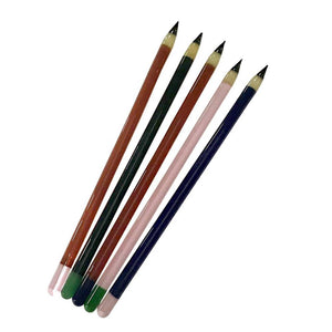 "6.5"" Glass Pencil Dabber - Assorted Colours (Sold Individually) - Jupiter"