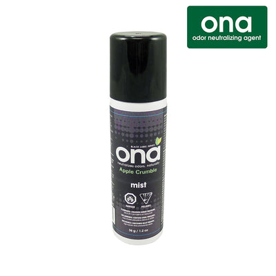ONA Apple Crumble Mini Spray 1.3oz - Jupiter
