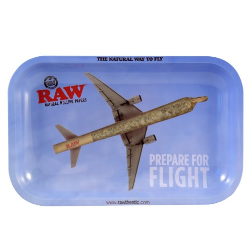 Raw Flying High Rolling Tray - Jupiter