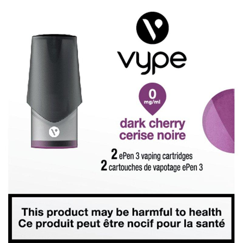 Vype ePen3 vPRO Dark Cherry 30mg 2pk - Jupiter