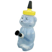 "6"" Honey Bear Plastic Water Pipe - Jupiter"