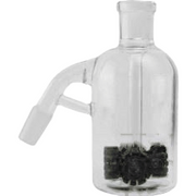 "4.5"" Black Paddlewheel Ash Catcher  14MM - Jupiter"