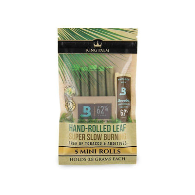 King Palm Rollies Pre-Roll Pouch, 5 per pack, - Jupiter