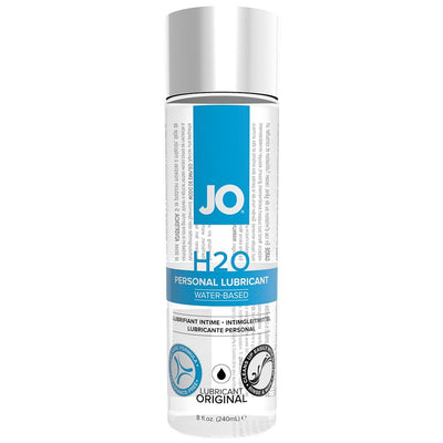 H2O Personal Lubricant in 8oz/237ml - Jupiter
