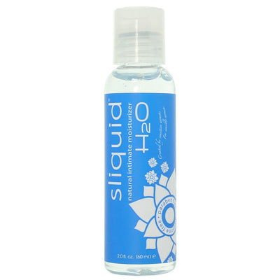 H2O Glycerine Free Natural Lube in 2oz/60ml - Jupiter